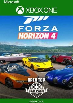 Forza Horizon 4 Open Top Car Pack Xbox One (UK)