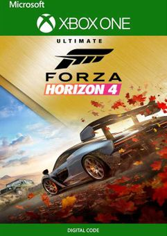 Forza Horizon 4 Ultimate Edition Xbox One (EU)
