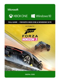 Forza Horizon 3 Ultimate Edition Xbox One/PC