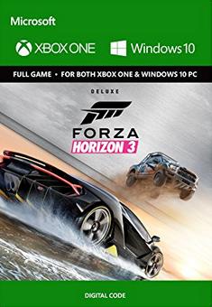 Forza Horizon 3 Deluxe Edition Xbox One/PC