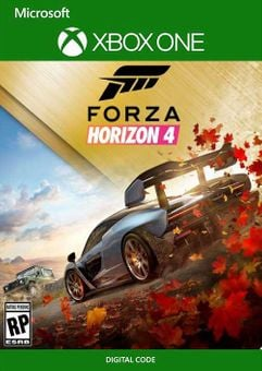 Forza Horizon 4 Ultimate Add-Ons Bundle Xbox One (EU)