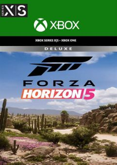 Forza Horizon 5 Deluxe Edition Xbox One/Xbox Series X S/PC (UK)