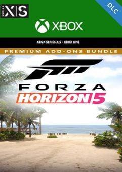 Forza Horizon 5 Premium Add-Ons Bundle Xbox One/Xbox Series X|S/PC (WW)