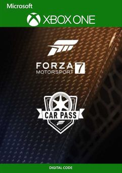 Forza Motorsport 7 Car Pass Xbox One (UK)