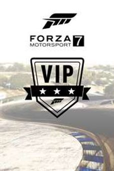 Forza Motorsport 7 VIP: Membership Xbox One/PC