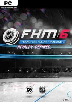 Franchise Hockey Manager 6 PC (EN)