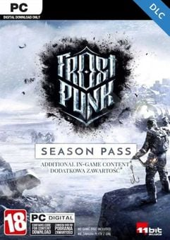 Frostpunk: Season Pass PC - DLC