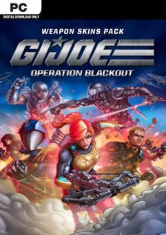 G.I. Joe: Operation Blackout - G.I. Joe and Cobra Weapons Pack PC - DLC