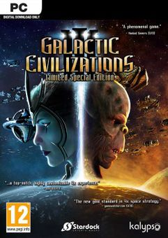 Galactic Civilization III Limited Special Edition PC