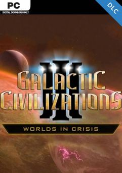 Galactic Civilizations III - Worlds in Crisis PC - DLC