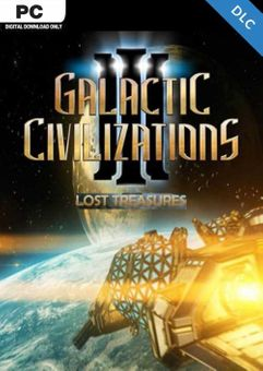 Galactic Civilizations III Lost Treasures PC - DLC