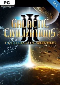 Galactic Civilizations III Precursor Worlds  PC - DLC