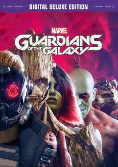 Marvel's Guardians of the Galaxy Deluxe Edition Xbox One & Xbox Series X|S (EU)