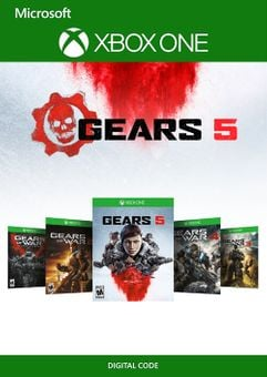 Gears 5: Bundle Pack Xbox One