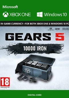 Gears 5: 10,000 Iron + 2,500 Bonus Iron Xbox One