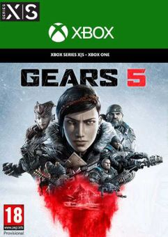 Gears 5  Xbox One/Xbox Series X|S / PC (UK)
