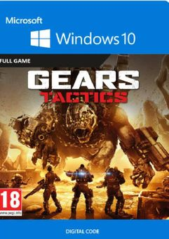 Gears Tactics - Windows 10 PC
