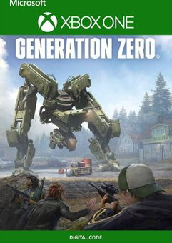 Generation Zero Xbox One (UK)