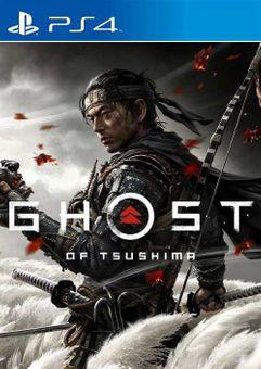 Ghost of Tsushima PS4 (EU)