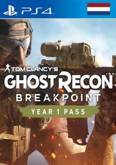 Ghost Recon Breakpoint - Year 1 Pass PS4 (Netherlands)