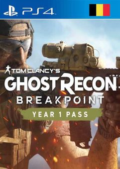 Ghost Recon Breakpoint - Year 1 Pass PS4 (Belgium)