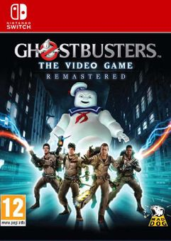 Ghostbusters: The Video Game Remastered Switch (EU)