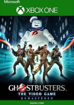 Ghostbusters: The Video Game Remastered Xbox One (UK)