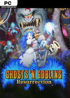 Ghosts 'n Goblins Resurrection PC