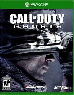 Call of Duty (COD): Ghosts Xbox One - Digital Code