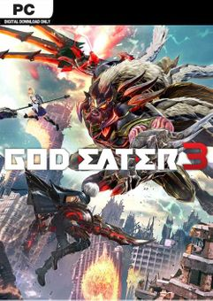 God Eater 3 PC (EU)