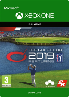 The Golf Club 2019 featuring PGA TOUR Xbox One (WW)