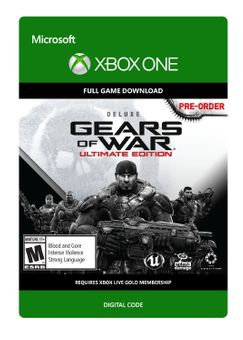 Gears of War: Ultimate Edition Deluxe Xbox One - Digital Code