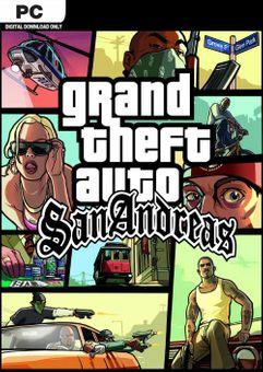 Grand Theft Auto - San Andreas PC