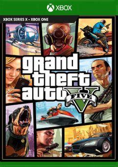 Grand Theft Auto 5: Premium Edition Xbox One (EU)