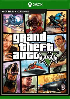 Grand Theft Auto 5: Premium Edition Xbox One (WW)