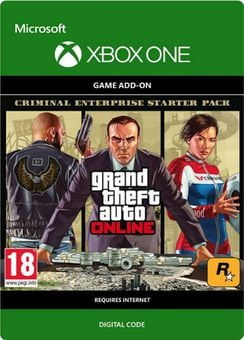 Grand Theft Auto (GTA V) Criminal Enterprise Starter Pack DLC Xbox One