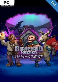Graveyard Keeper - Game Of Crone PC - DLC