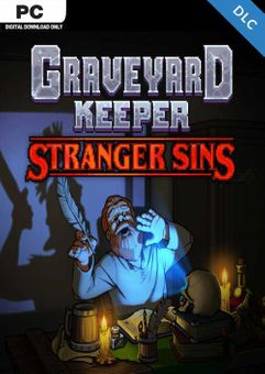 Graveyard Keeper - Stranger Sins PC - DLC
