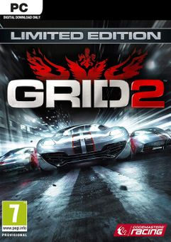 Grid 2 Limited Edition PC