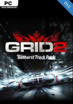 Grid 2 - Bathurst Track Pack PC - DLC
