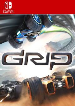GRIP: Combat Racing Switch (EU)