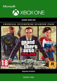 GTA Online: Criminal Enterprise Starter Pack Xbox One (UK)