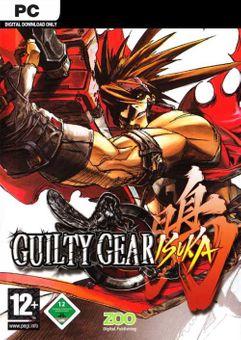 Guilty Gear Isuka PC (EN)