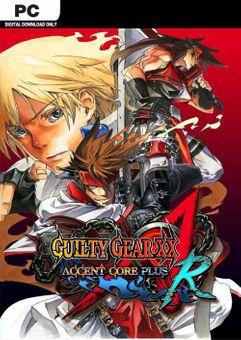 Guilty Gear XX Accent Core Plus R PC