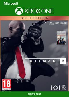 Hitman 2 - Gold Edition Xbox One (Brazil)