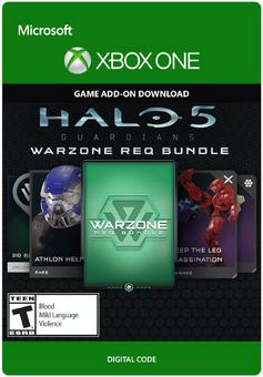 Halo 5 Guardians - Warzone REQ Bundle Xbox One - Digital Code