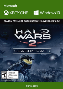 Halo Wars 2 Season Pass Xbox One/PC