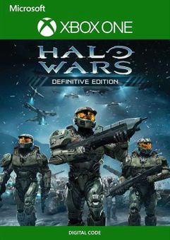 Halo Wars: Definitive Edition Xbox One (UK)