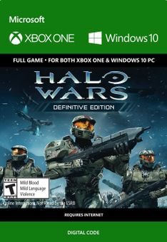 Halo Wars Definitive Edition Xbox One/PC