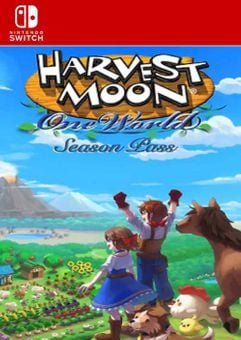 Harvest Moon: One World - Season Pass Switch (EU)